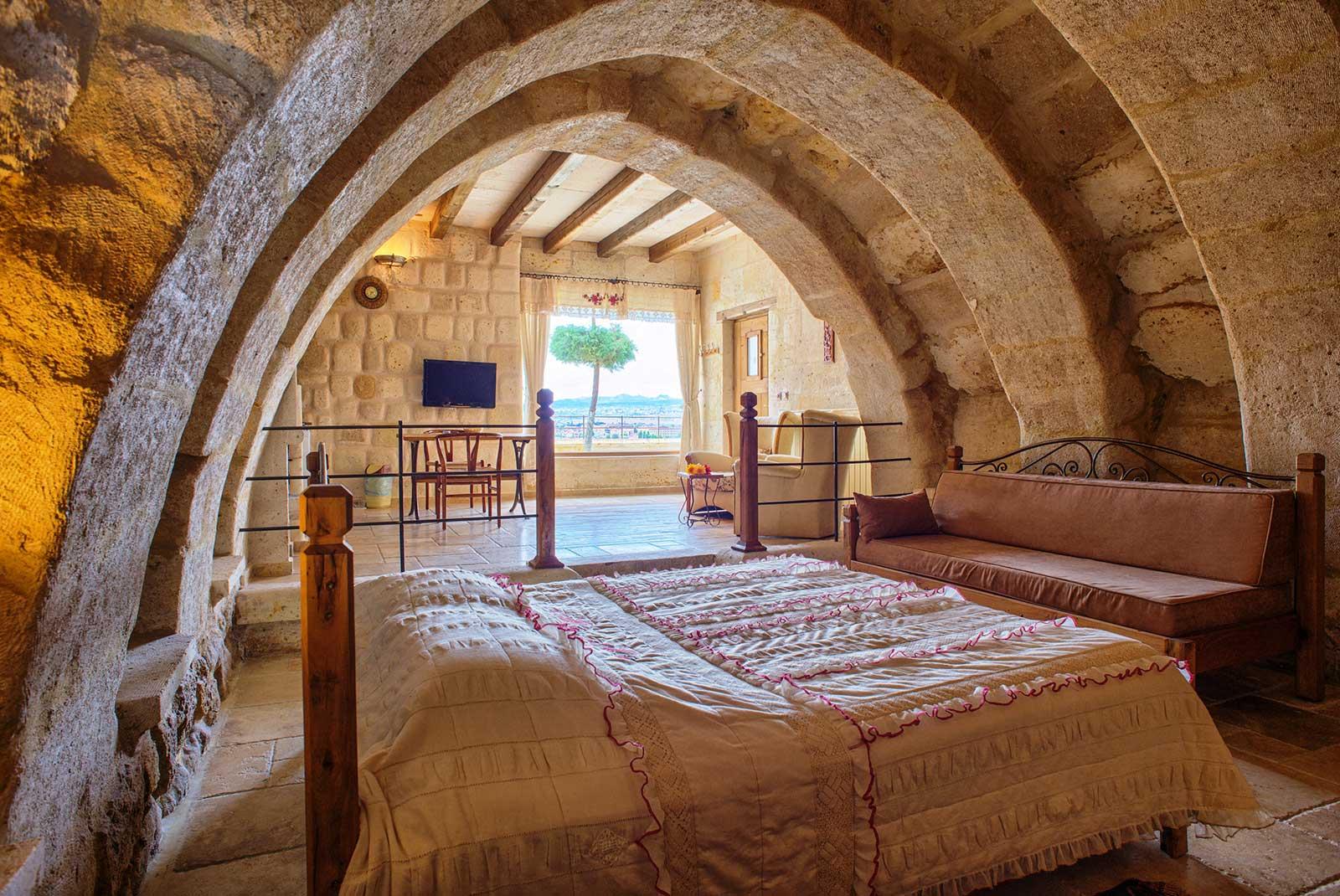 Kapadokya Balayi Oteli Hizmetinizde Kapadokya Avanos Evi